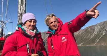 Ana Botín viaja a Groenlandia para participar en 'Planeta Calleja'