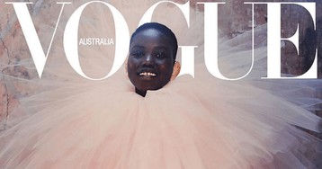 Adut Akech Dominates the September 2019 Issues, Covering 5 Different Editions of Vogue
