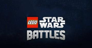 LEGO Star Wars Battles incoming: 9 films, dark and light decks