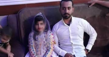 Видео свадьбы 9-летней девочки возмутило власти