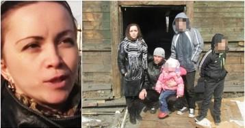 Дьявол в юбке. Многодетную мать из Омска приговорили к 22 годам