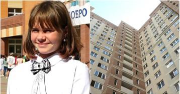 Ребенок чудом выжил, гуляя по подоконнику 19-го этажа