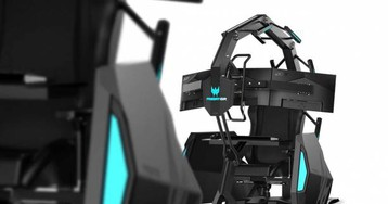 Predator Thronos Air makes Acer's gaming chair even wilder