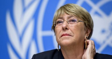 Bolsonaro taunts UN rights chief over her father's torture by Pinochet regime