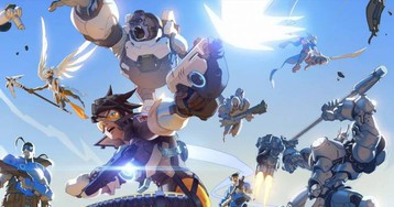 It sure looks like Overwatch is coming to Nintendo Switch
