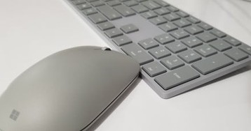 New Surface keyboard, mouse might join reveal of Microsoft's two-screen laptop