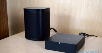 Sonos One SL and Sonos Port official: No-mic speaker and AV amp add-on