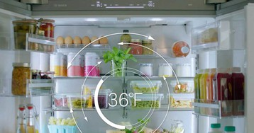 Inside New Kitchen Technology with Bosch [VIDEO]