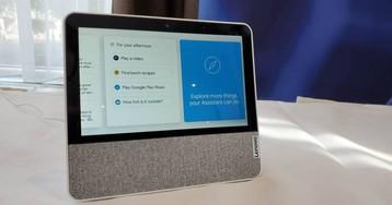 Lenovo Smart Tab M8, Yoga Smart Tab and Smart Display 7 pack Google Assistant