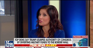 Fox's Campos-Duffy: Americans Would Rather Fund The Border Wall Than Money To West Point