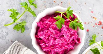 Как быстро приготовить свеклу для салата