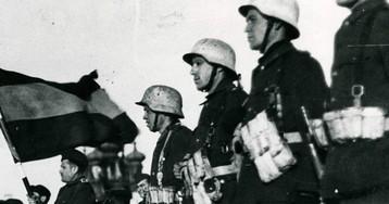 Армия Франко после гражданской войны