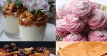 5 самых вкусных десертов без муки