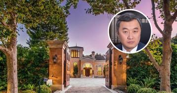 Kazakhstani Oligarch Asks $30 Million for Beverly Park Mansion