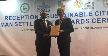 La ONU premia la sostenibilidad de Vitoria