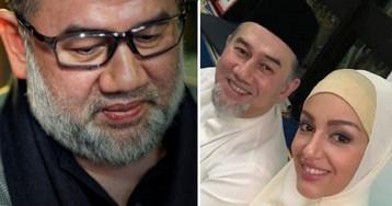 Экс-король Малайзии пожалел о браке с российской моделью
