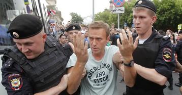 Следователи нашли в офисе Навального в Петербурге избирательные бюллетени