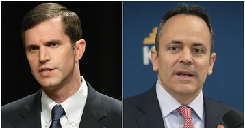 Little Blue Pockets in the Bluegrass State: Inside the progressive fight for Kentucky governor