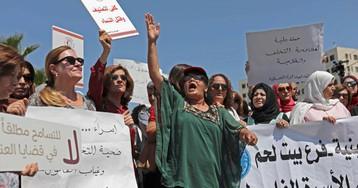 """""""¡Todas somos Israa!"""": la sospechosa muerte de una joven que despertó el feminismo palestino"""