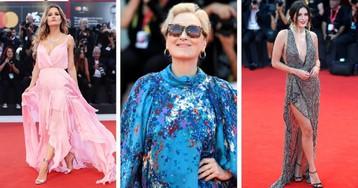 «Полный провал». Худшие наряды звезд на Венецианском фестивале