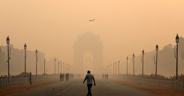India's noxious emissions are messing up neighbours' air, too