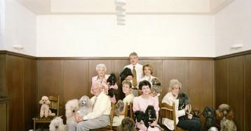 """Hobby Buddies"": Ursula Sprecher And Andi Cortellini's Weird And Wonderful Photos Of Clubs"