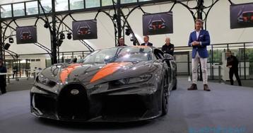 Bugatti Chiron Super Sport 300+ is a $3.9m record-breaker you can buy