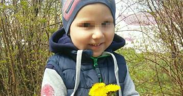 Ушел из жизни 6-летний Святослав, спасавший дедушку из горящей бани