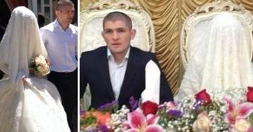Хабиб Нурмагомедов станет отцом в третий раз. Что известно о его жене?