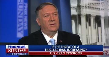 Trump Nixed Iran Deal, Iran Inches Closer To Nukes, Pompeo Blames Obama
