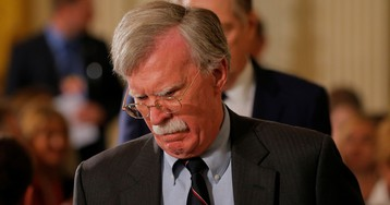 John Bolton's departure opens a door to ease tensions with Iran