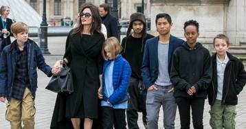 Анджелина Джоли станет матерью в седьмой раз