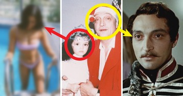 Боевая красотка. Как живёт младшая и любимая дочь Михаила Козакова?
