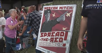 Moscow Mitch stiffs coal miner pensions, secures funds for the Russian aluminum mill in Kentucky