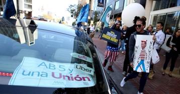 California prepara una ley que ataca las bases de la 'economía colaborativa' de Uber