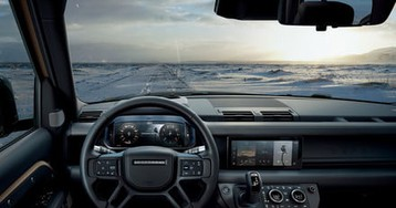 Redesigned Land Rover Defender is positively teeming with new tech