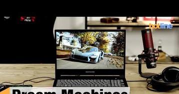 Видеообзор игрового ноутбука Dream Machines G1660Ti-15UA21