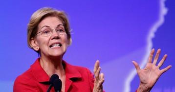 Warren's Socialist Plan: Raise Taxes, Use Social Security to Redistribute Wealth
