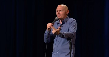 Left-wing critic bashes parts of Bill Burr's comedy special — and manages to tell us what we're allowed to say and believe