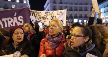 La Comunidad de Madrid recorta la financiación hasta un 75% a dos federaciones de mujeres contra la violencia machista