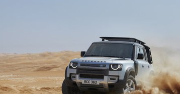Exclusive: How Land Rover's designers resurrected the Defender