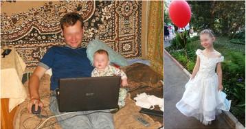 Отец больше года играл в «тайную игру» с дочкой-первоклассницей в Сергиевом Посаде