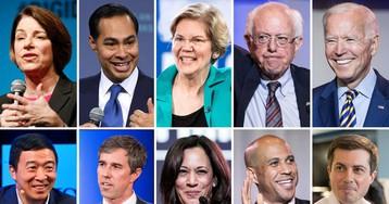 Live coverage of third Democratic presidential debate, #1