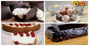 5 самых вкусных творожных десертов