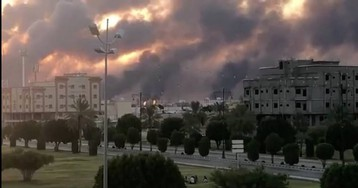 Los Huthi atacan con drones dos instalaciones petroleras clave en Arabia Saudí