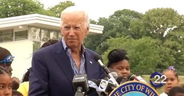 "The obligatory Joe Biden ""Corn Pop"" clip"