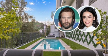 'Taken' Alum Clive Standen Buys Lucy Hale's Canyonside House