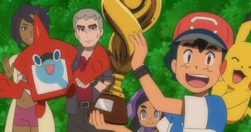 Listen to the Original Voice of Ash Ketchum Congratulate Him on a Long-Awaited Pokémon League Win