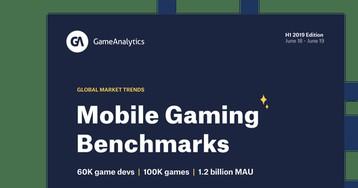 Анализ индустрии мобильных игр за первую половину 2019