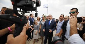 Netanyahu apela al voto de los colonos para afianzar su reelección